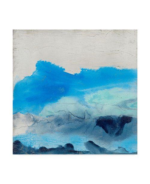 "Trademark Global June Erica Vess Breakers I Canvas Art - 27"" x 33"""