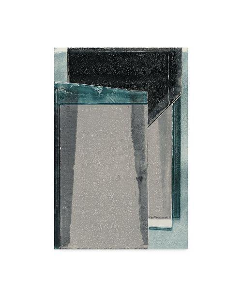 "Trademark Global Rob Delamater The City Gates II Canvas Art - 20"" x 25"""