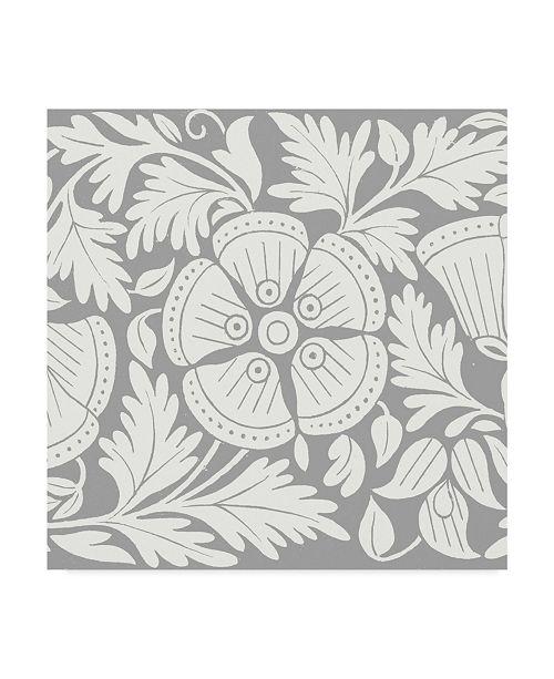 "Trademark Global Vision Studio Ornamental Detail I Canvas Art - 15"" x 20"""