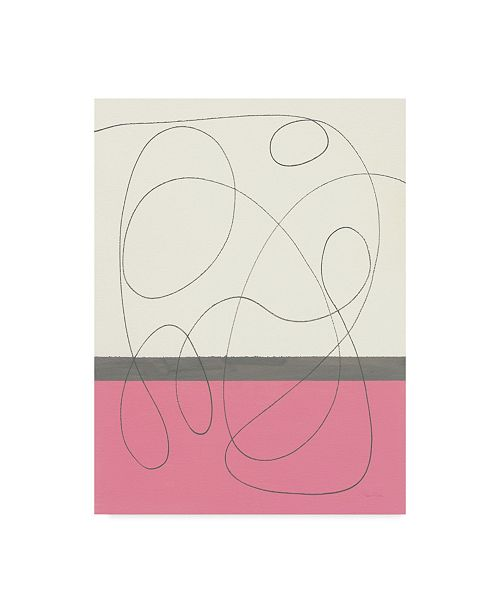 "Trademark Global Piper Rhue Neapolitan I Canvas Art - 20"" x 25"""