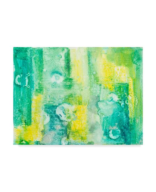 "Trademark Global Joyce Combs Oriental Antique I Canvas Art - 20"" x 25"""