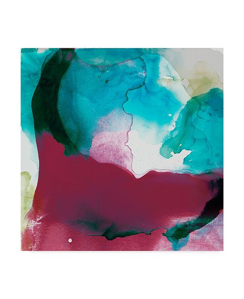 "Trademark Global Sisa Jasper La Abstract I Canvas Art - 15"" x 20"""