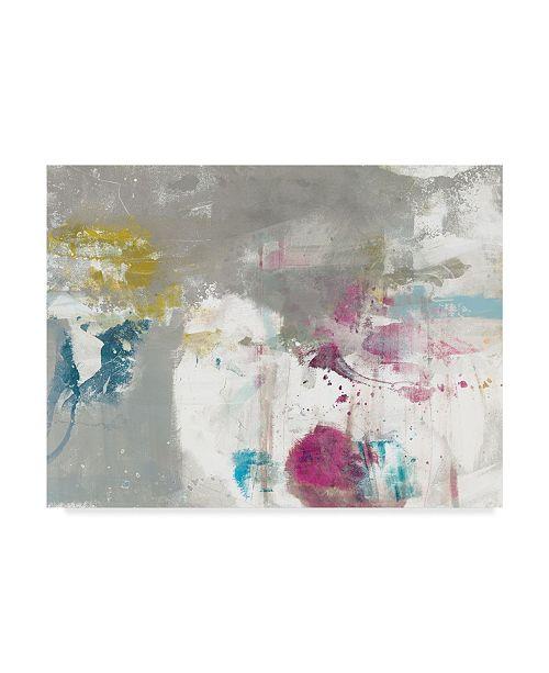 """Trademark Global Sisa Jasper Minute I Canvas Art - 37"""" x 49"""""""