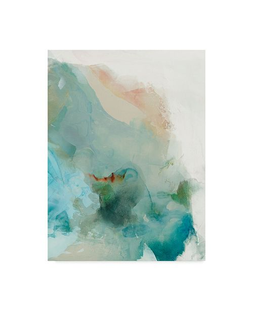 "Trademark Global Sisa Jasper Aversion II Canvas Art - 20"" x 25"""