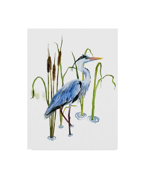 "Trademark Global Melissa Wang at the Pond II Canvas Art - 20"" x 25"""