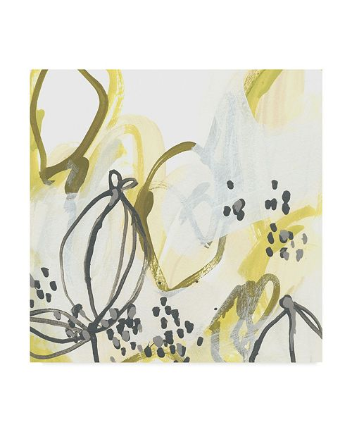 "Trademark Global June Erica Vess Podular IV Canvas Art - 27"" x 33"""