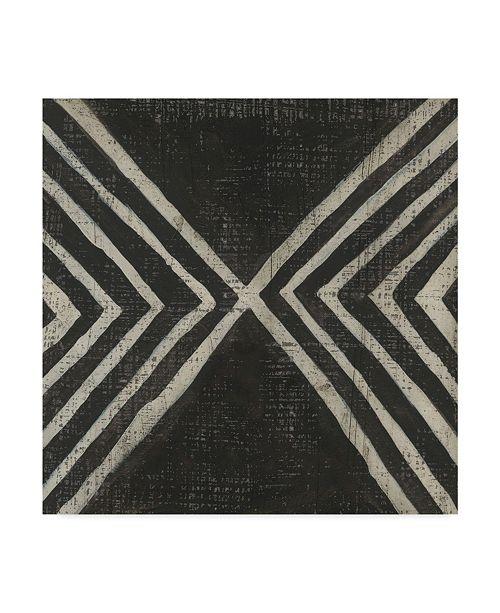 "Trademark Global Chariklia Zarris Stone I Canvas Art - 27"" x 33"""