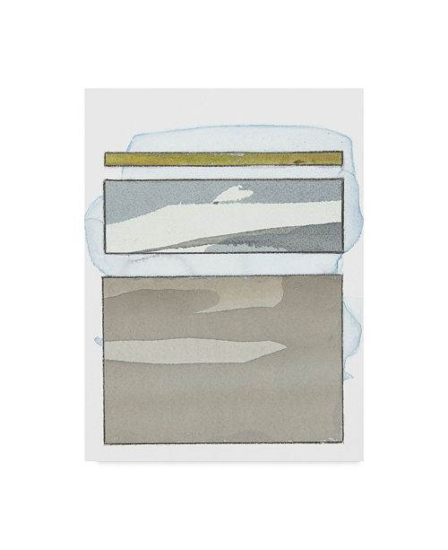 "Trademark Global Rob Delamater Pacific Horizon VII Canvas Art - 20"" x 25"""