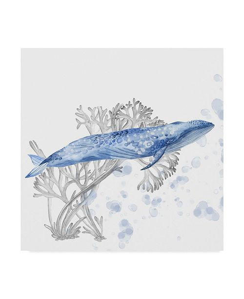 "Trademark Global Melissa Wang Flying Dreams I Canvas Art - 20"" x 25"""