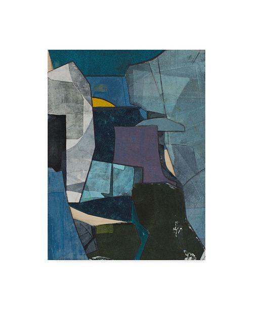 "Trademark Global Rob Delamater Journeymans Papers V Canvas Art - 20"" x 25"""