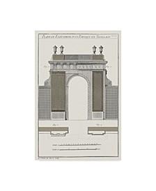 "Vision Studio Survey of Architectural Design III Canvas Art - 20"" x 25"""