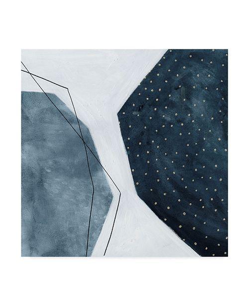 "Trademark Global Emma Scarvey Adjacent Abstraction II Canvas Art - 15"" x 20"""