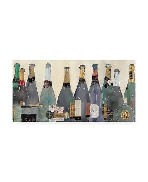 "Trademark Global Samuel Dixon Uncorked II Canvas Art - 20"" x 25"""