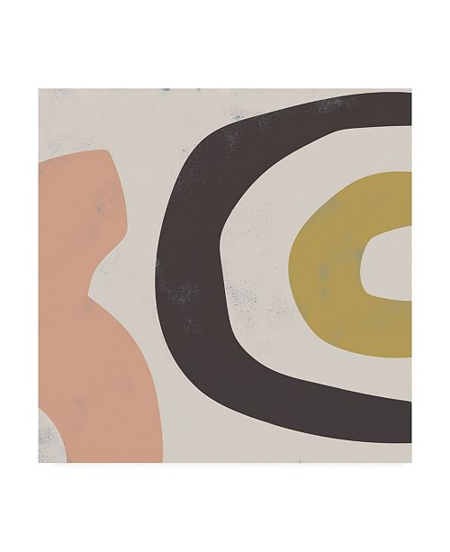 "Trademark Global Chariklia Zarris Sass I Canvas Art - 20"" x 25"""