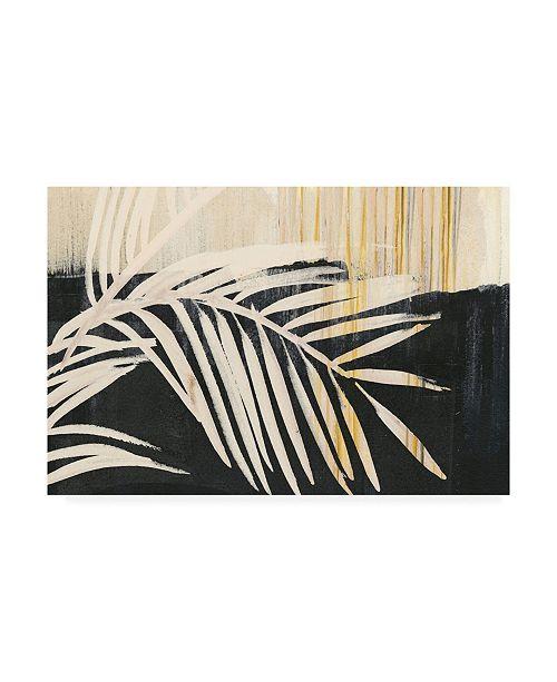"Trademark Global Jennifer Paxton Parker Golden Raffia I Canvas Art - 15"" x 20"""