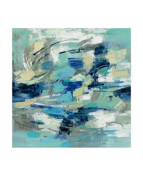 "Trademark Global Silvia Vassileva Unexpected Wave Canvas Art - 15"" x 20"""