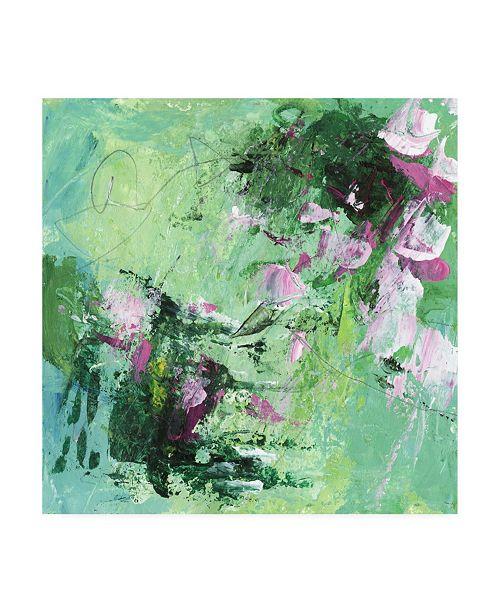 "Trademark Global Melissa Wang The Forest Dream I Canvas Art - 15"" x 20"""