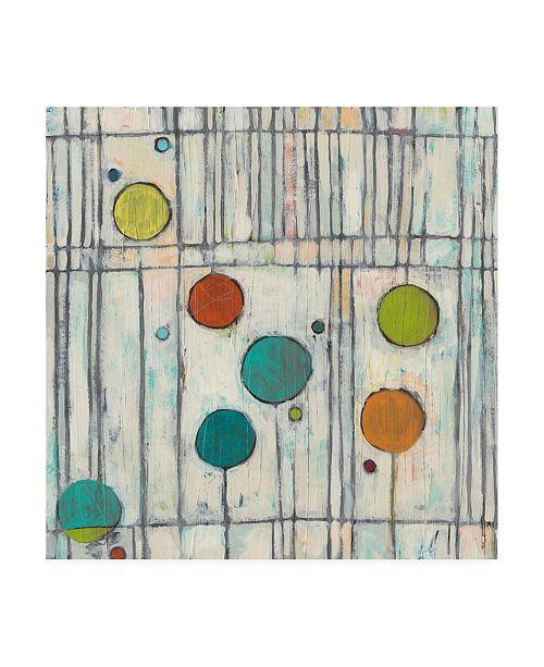 "Trademark Global June Erica Vess Arpeggio IV Canvas Art - 15"" x 20"""