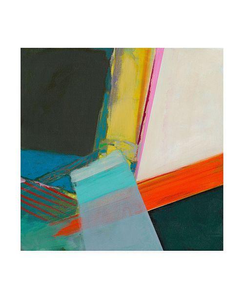 "Trademark Global Jodi Fuchs Solidity II Canvas Art - 15"" x 20"""