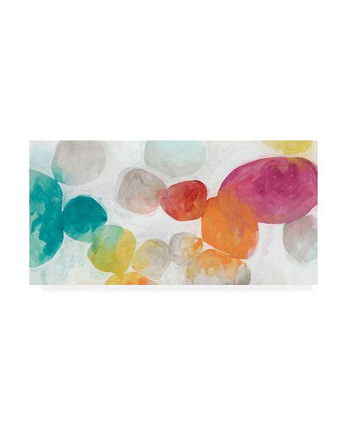 "Trademark Global June Erica Vess Color Interplay I Canvas Art - 20"" x 25"""