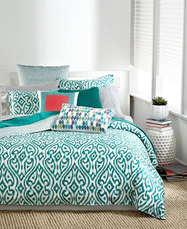 Closeout Bar Iii Tali Bedding Collection Bedding