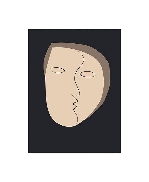 """Trademark Global Design Fabrikken Face it 1 Fabrikken Canvas Art - 19.5"""" x 26"""""""