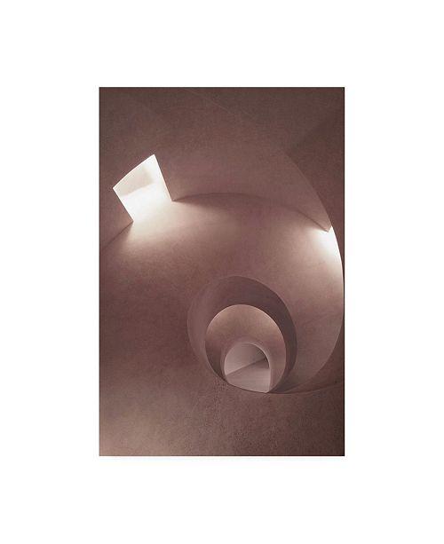 """Trademark Global Design Fabrikken Room 2 Fabrikken Canvas Art - 36.5"""" x 48"""""""