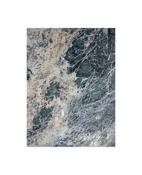 """Trademark Global Design Fabrikken Marble 2 Fabrikken Canvas Art - 19.5"""" x 26"""""""