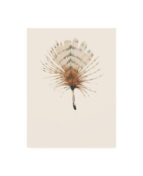 """Trademark Global Incado Feather 06 Canvas Art - 36.5"""" x 48"""""""