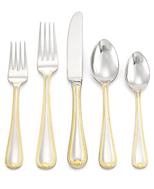 Lenox Vintage Jewel Gold 5-Piece Place Setting