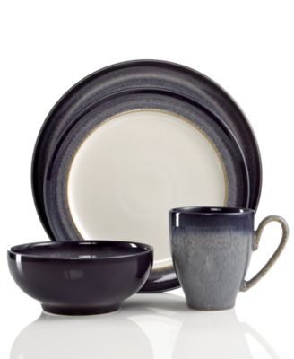 Product Picture  sc 1 st  Macy\u0027s & Denby Dinnerware Heather Collection - Dinnerware - Dining ...