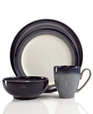 Denby Dinnerware, Heather 4-Piece Place Setting