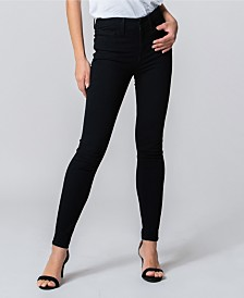 Flying Monkey High Rise Ankle Skinny Jeans