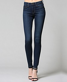 Mid Rise Super Soft Skinny Jeans