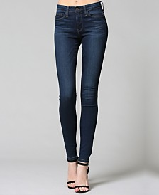 Flying Monkey Mid Rise Super Soft Skinny Jeans