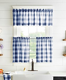 Farmhouse Living Buffalo Check Window Collection