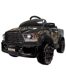 Best Ride On Cars Realtree 12V Ride- On Truck