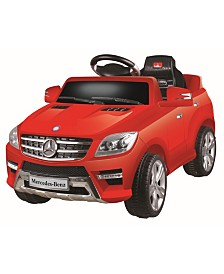 Best Ride On Cars Licensed Mercedes ML-350 Ride On Car