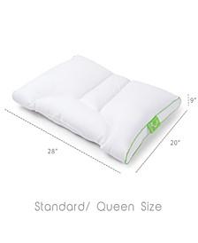 Sleep Yoga Dual Sleep Neck Pillow - One Size Fits All