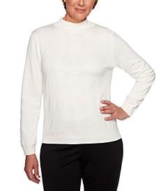 Classics Mock-Neck Sweater