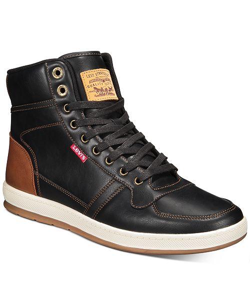 Levi's Stanton High-Top Sneakers