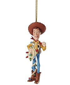 Woody Christmas Cowboy Ornament, Toy Story 4