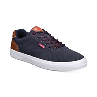 Deals on Levis Miles Sneakers For Mens
