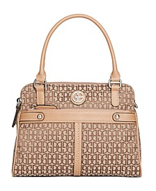 Annabelle Signature Swagge Satchel, Created for Macy's