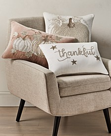 Harvest Collection Decorative Pillow Collection, Created for Macy's