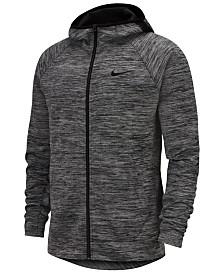Nike Men's Spotlight Zip Basketball Hoodie