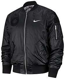 Men's Court Slam Reversible Tennis Jacket