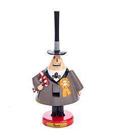 6 Inch Nightmare Before Christmas Mayor Nutcracker