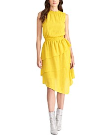 RACHEL Rachel Roy Asymmetrical Dress