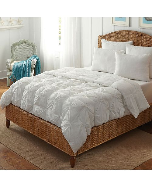 Rio Home Fashions LoftWorks Pin-Tuck Down Alternative Comforter Collection
